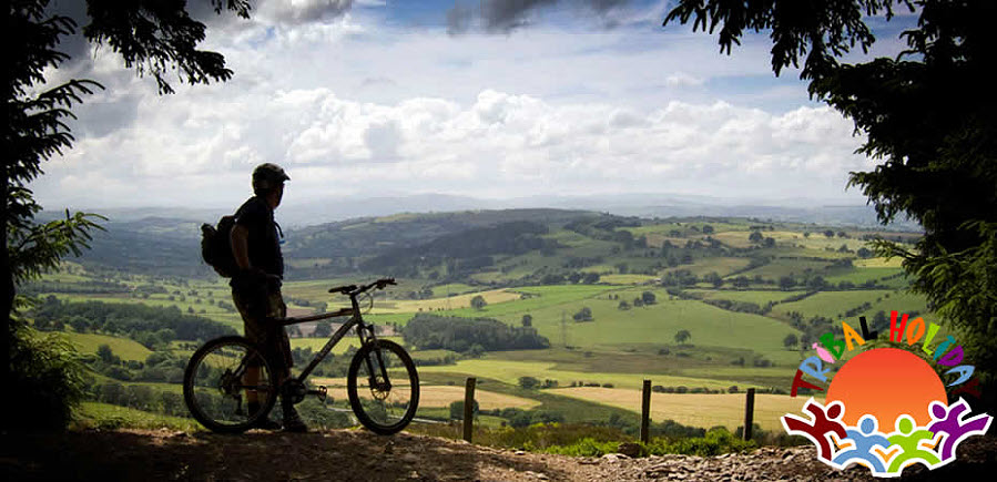Mountain bike holidays at Tribal Holiday